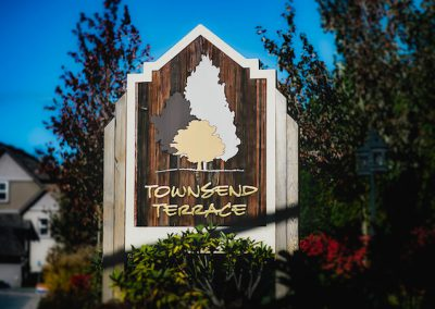 sandblasted sign chilliwack