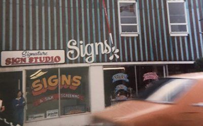 The Ongoing Saga of Signature Sign Studio 34th Anniversary Blog